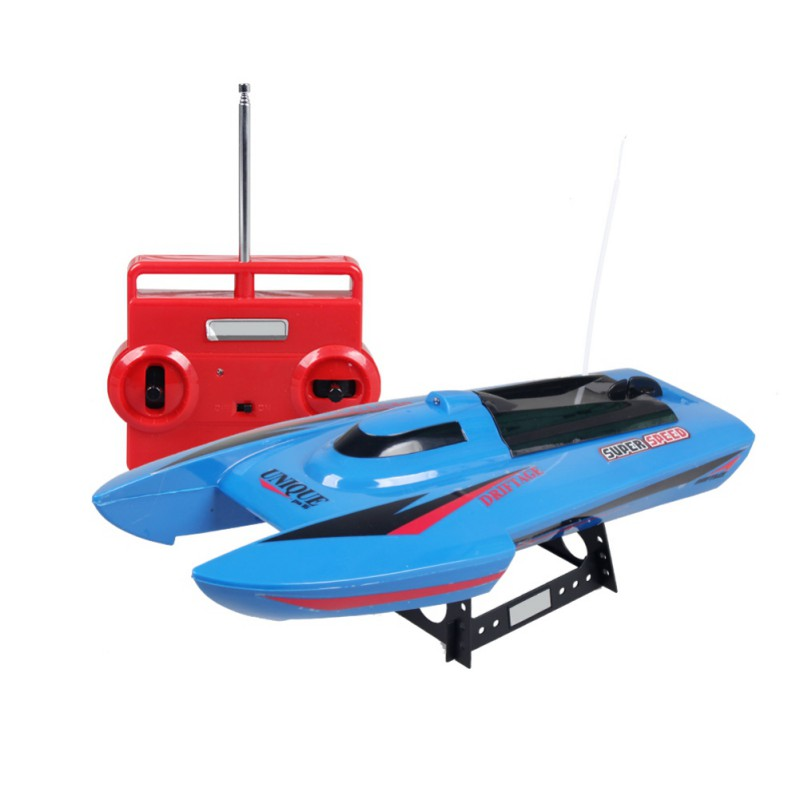 Electric Mini Tourist Shark Submarine RC Remote Control Racing Boat Great Toy US