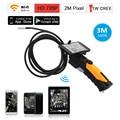 Eyoyo HD 720 P WI-FI Инспекции Камеры Эндоскопа Змея Камеры 2.0 Мегапикселей 3 М Кабеля 8.5 мм объектива 6 LED для Смартфонов