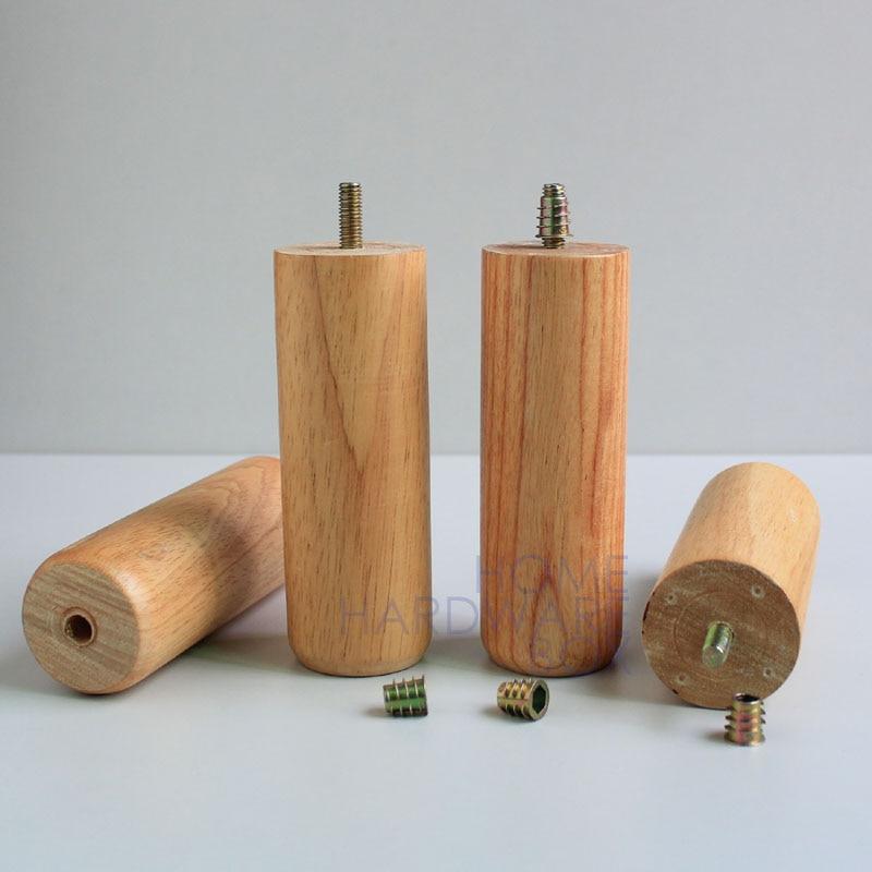 Furniture Legs Wooden online get cheap round wooden furniture legs -aliexpress