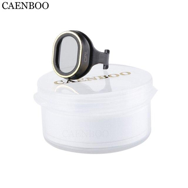 CAENBOO ل DJI شرارة Drone فلتر CPL القطبية الإستقطاب مرشحات الكثافة محايدة مجموعة رقيقة جدا ل DJI شرارة Gimbal اكسسوارات