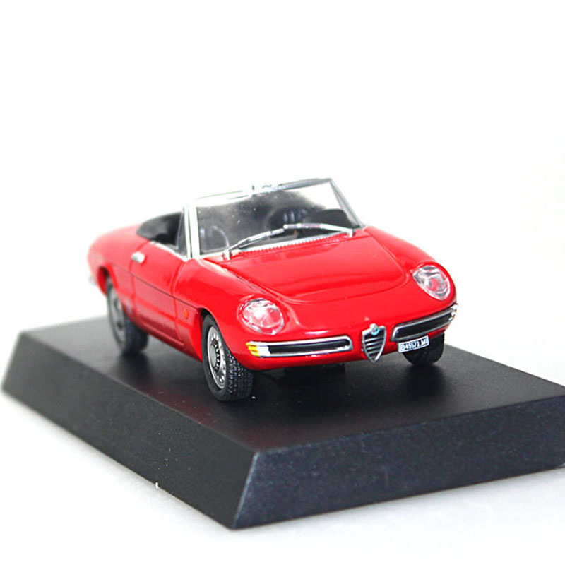 1:43 ALFA ROMEO SPIDER DUETTO 1966 Red Vehicle Diecast Models Toys Cars In  Diecasts U0026 Toy Vehicles From Toys U0026 Hobbies On Aliexpress.com | Alibaba  Group