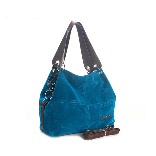 SWDF New Brand handbag female large totes high quality ladies shoulder messenger top-handle bags soft corduroy vintage tote bag 1
