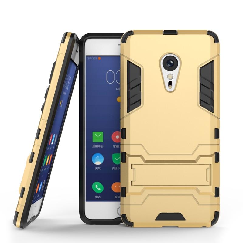 Fundas For Lenovo ZUK Z2 Pro Case Cover Hard Plastic Silicon Mobile Phone Back Case ZUK Z2 Pro Z2121 With Kickstand Phone Bags