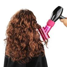 5 Color Universal Hair Curl Diffuser Cover Diffuser Disk Hairdryer Curly Drying Blower Hair Curler Styling Tool(China)