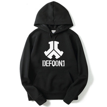 RUMEIAI 2017 New Fashion Rushed Defqon.1 Rock Band Winter Bomber Hoodies men Jackets Casual Hip Hop Mens Hoodies Sweatshirts(China)