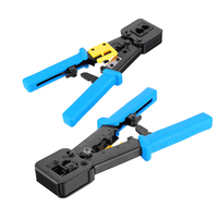 Networking Tools RJ45 RJ11 Crimping Cable Stripper Crimper RJ45 multi function Pressing Line Clamp Pliers for RJ45 connector