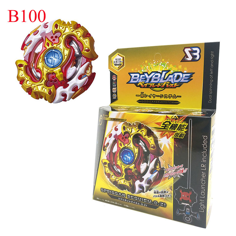 Arena Metal Top Beyblade burst Toupie Fusion 4D Masters Launcher For Children Christmas finger spiners Fidget spinner Toy