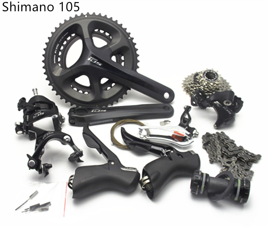 Shimano 105 5800 road bike groupset 5800 11S 22S groupset Road bicycle group set Groupset 39