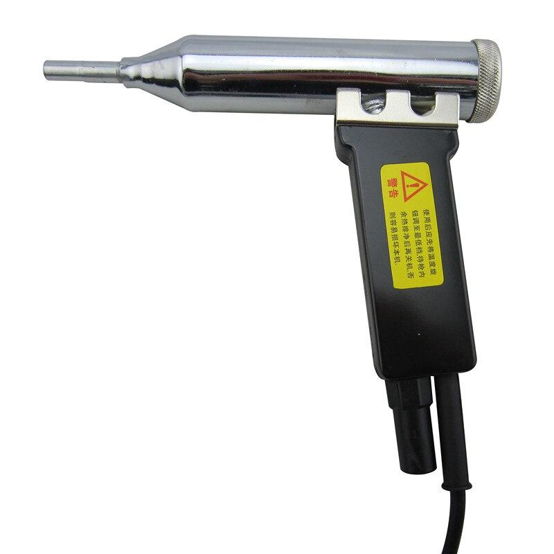 220 В 1000 Вт пластиковая Сварочная горелка термостат Сплит горячего воздуха пистолет промышленного класса Электрический отопительный инстру... - 3