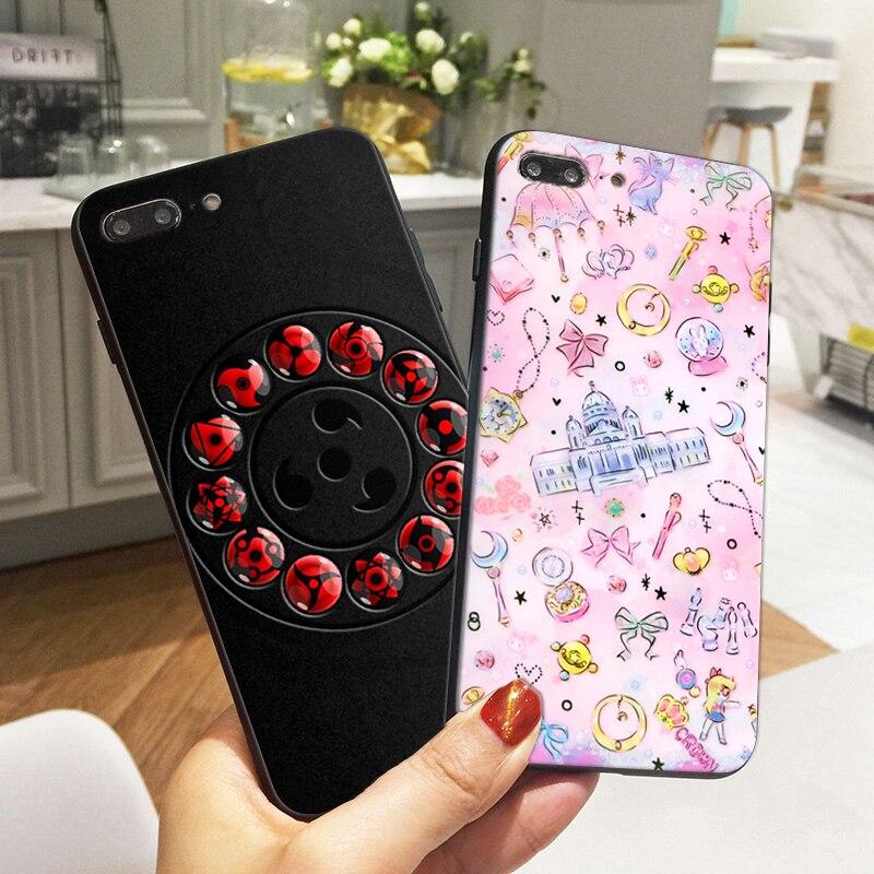 e76cbe37602 Sailor Moon Case For Xiaomi 9 Case Naruto Anime Soft TPU Silicone Phone  Cases For Xiaomi mi a1 a2 9 8 lite Cover Fundas