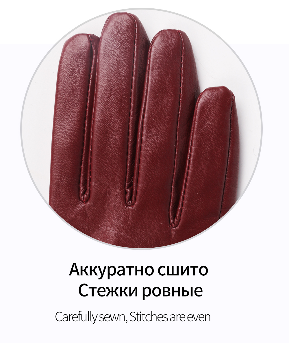 gloves genuine winter autumn 15