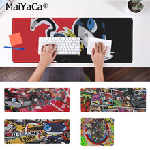 MaiYaCa Non Slip PC Persona 5 Customized MousePads Computer Laptop Anime Mouse Mat Free Shipping Large Pad Keyboards