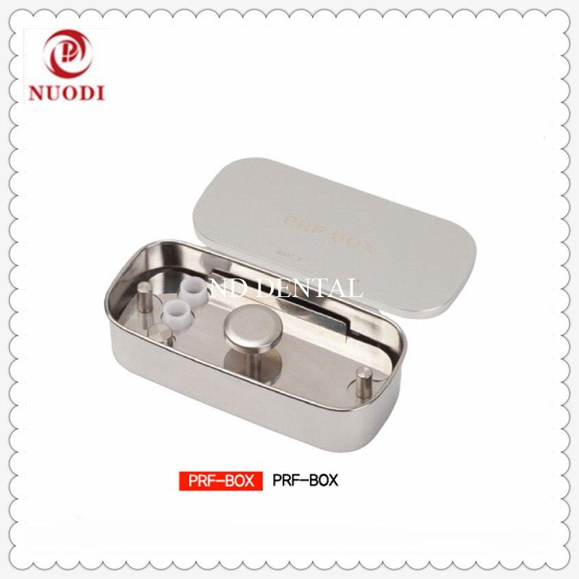Зубные impalnt инструменты/плиты богатой фибрина Box/зубной имплантат контейнер box/зубной имплантат комплект prf коробка
