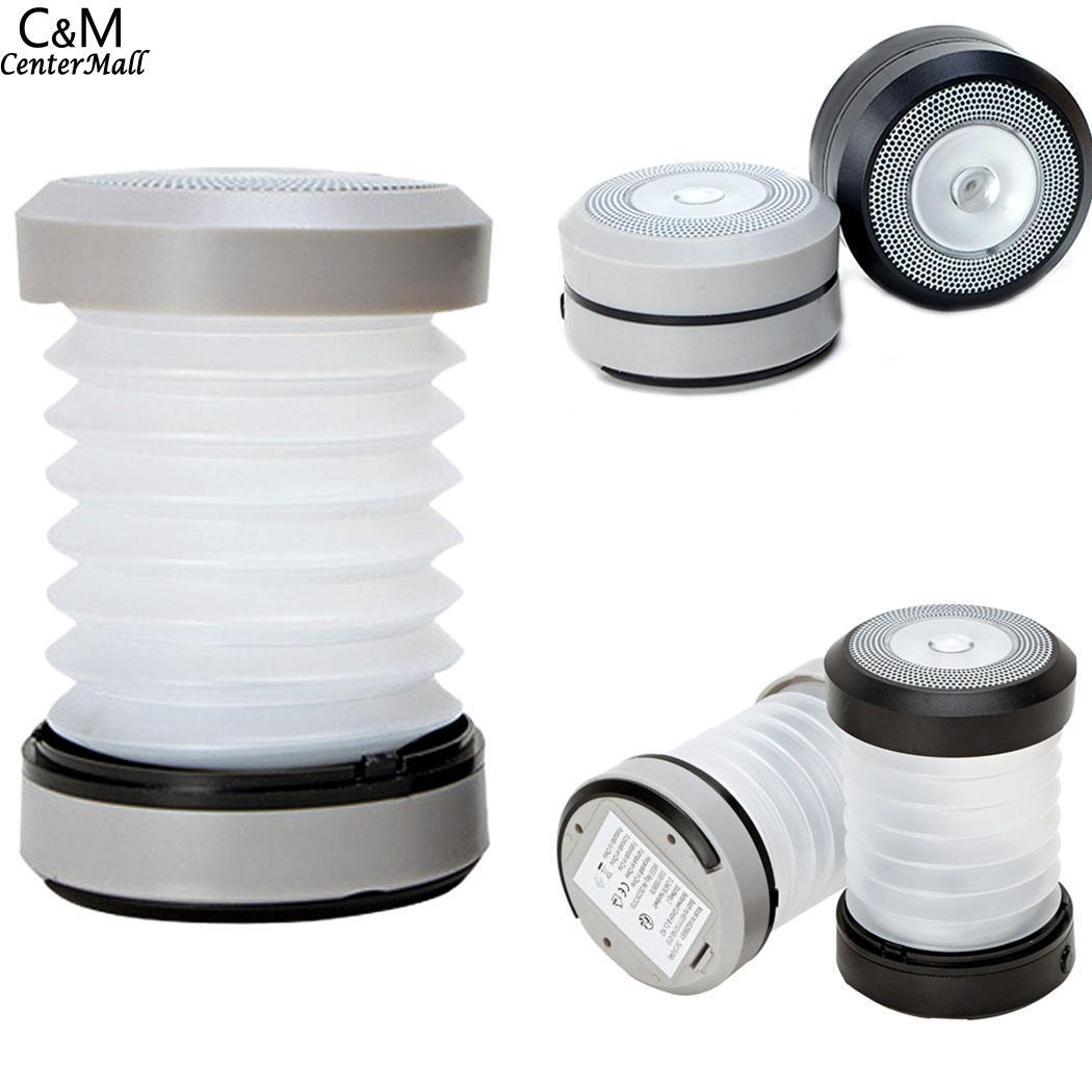 Lamp Telescopic LED Portable Camping Lantern Outdoor Hiking Tent Mini Light