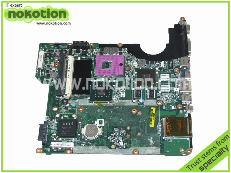 504640-001 Laptop Motherboard for HP Pavilion DV5 DV5-1200 series intel PM45 DDR2 Nvidia G98-700-U2 Mainboard