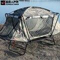 Бесплатная строительных от первом палатка открытый рыбалка палатка двуспальная кровать один лагерь детская кроватка T210