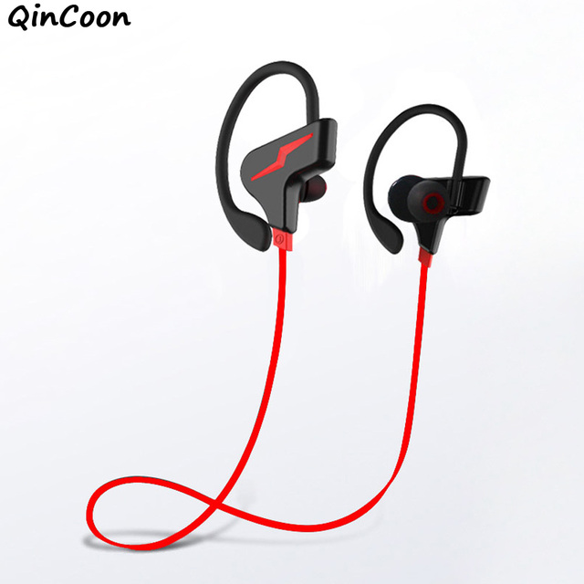 Professional Wireless Sports Earphones Bluetooth HIFI Stereo Headphones Lightweight Sweatproof Earbuds for iPhone Samsung Phone