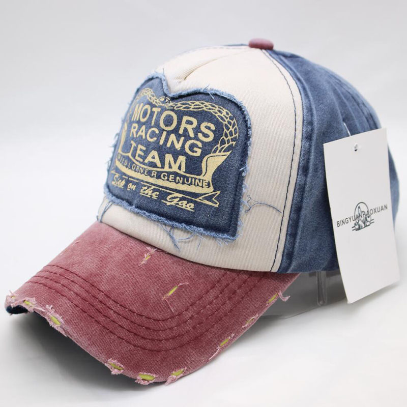 BINGYUANHAOXUAN Baseball Cap Snapback Hat Spring Cotton Cap Hip Hop Fitted Cap Cheap Hats for Men Women Summer Cap Casquette