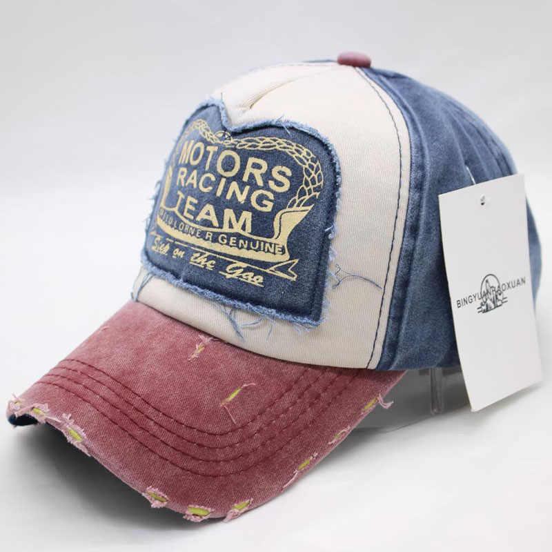 BINGYUANHAOXUAN Beyzbol Kap Snapback Şapka Bahar Pamuk Kap Hip Hop Donatılmış Kap Ucuz Erkekler Kadınlar için Şapka Yaz Kap Casquette