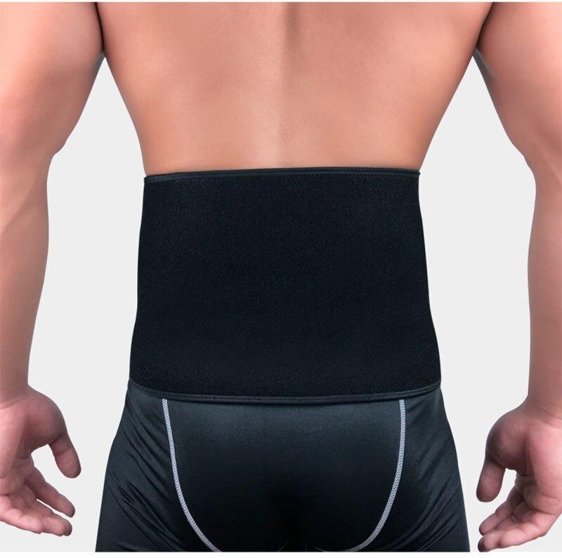 Training Back Waist Support Belt (12)
