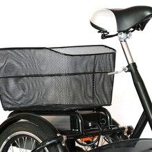 Электрический велосипед для мужчин с одним сиденьем и тремя колесами Электрический трехколесный велосипед для взрослых, взрослый Электрический трехколесный велосипед Электрический грузовой трехколесный велосипед