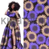 High Quality African Wax Prints Cotton Fabric Stylish Pattern African Print Fabric Ankara Fabric H16120623