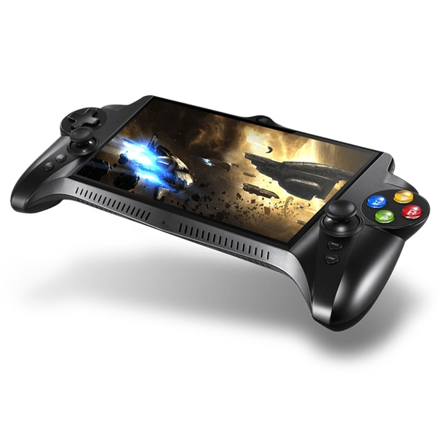 JXD S192K 7 inch 1920X1200 Quad Core 4G/64GB New GamePad 10000mAh Android 5.1 Tablet PC Video Game Console 18 simulators/PC Game 2
