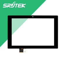 For 10.1 inch Sony Xperia Tablet Z SGP311 SGP312 New Black Touch Screen Panel Digitizer Sensor Lens Glass Replacement
