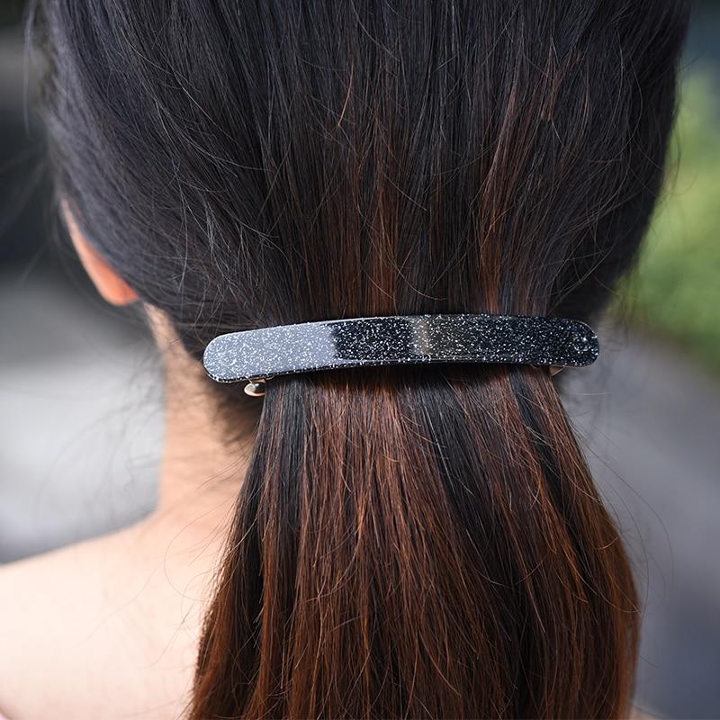 Women Headwear Cute Hair Clip Super Lager Hair Barrette Vintage Hair Accessories For Women