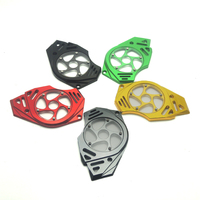 ER6N Chain Cover Guard Protector For Kawasaki ER6N ER6N 6F Versys 650 2014 2015 2016 Accessories