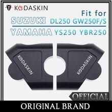 KODASKIN Motorcycle Handle Bar Heightening Device Modify For Suzuki DL250 GW250F/S YAMAHA YS250 YBR250