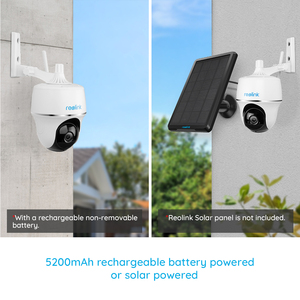Image 2 - Reolink Argus PT 1080P WiFi Camera Wireless PT Battery Powered Security Camera for Outdoor Indoor Security
