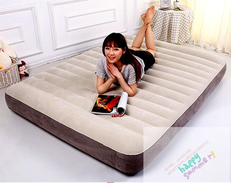 achetez en gros intex matelas pneumatique en ligne des. Black Bedroom Furniture Sets. Home Design Ideas