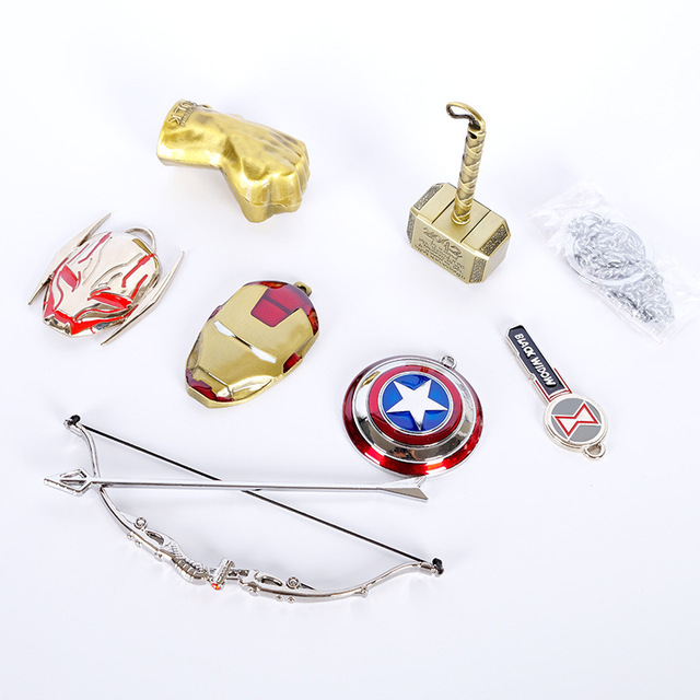Aliexpress Buy 7pcsset The Avengers 2 Age Of Ultron Thor