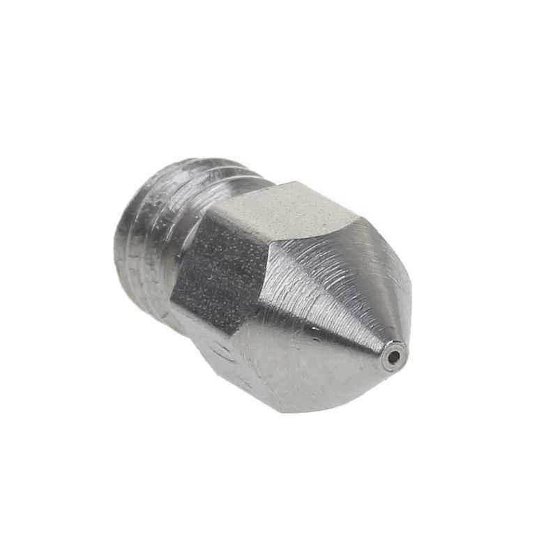 5 Pcs MK8 Nozzle 0.4 Mm M6 Ulir Stainless Steel untuk 1.75 Mm Filamen 3D Printer Extruder Print Head