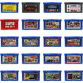 Video Game Cartridge 32 Bit Game Console Card All In 1 Compilations Super Combo Multi Cart