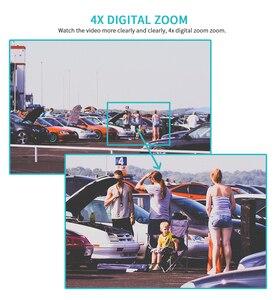Image 2 - INQMEGA 4X Zoom Kỹ Thuật Số H.265X 1080P PTZ Camera IP Ngoài Trời Tốc Độ Dome Camera Quan Sát Camera An Ninh WIFI Bên Ngoài IR Nhà surveilance