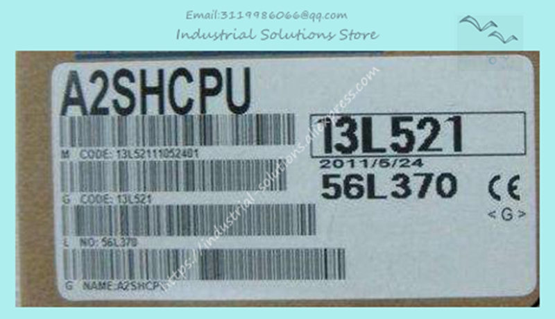 New original A2SHCPU PLC module boxed 1 year warrantyNew original A2SHCPU PLC module boxed 1 year warranty