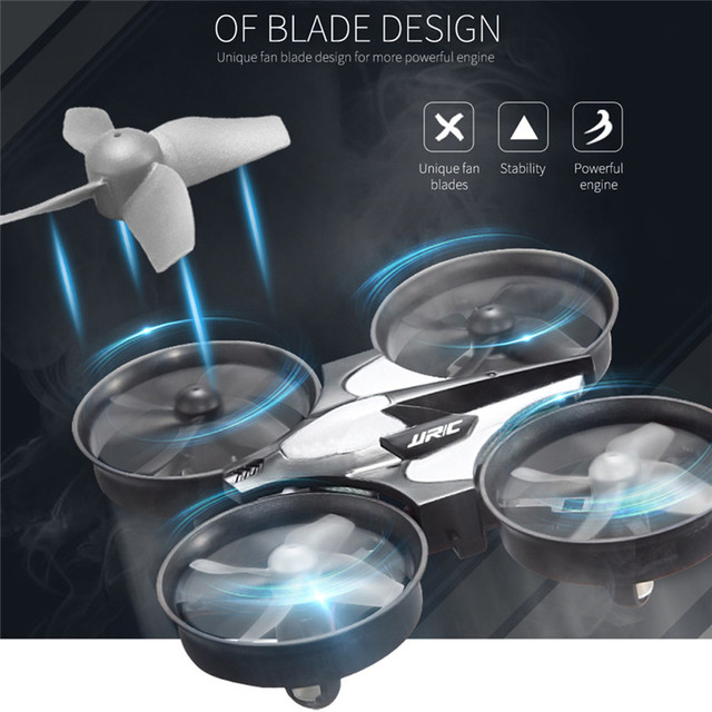 Original JJRC H36 2.4G 4CH 6-Axis 3D-Flip Headless Mode UFO RC Quadcopter V4R2