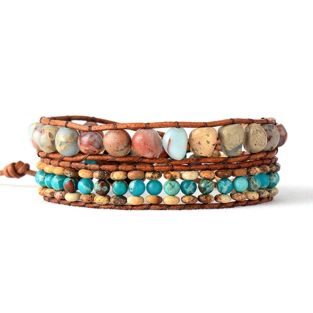 Wrap Bracelet Natural...