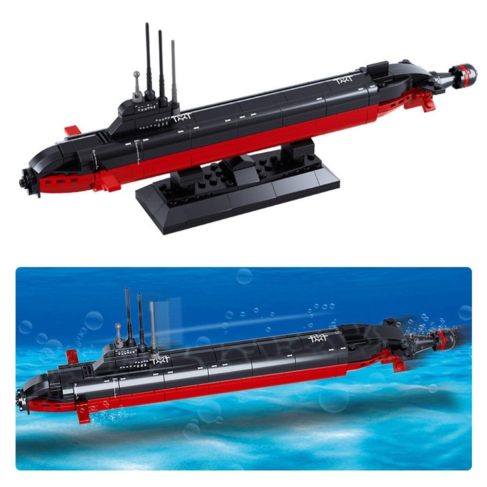 193pcs Building Block Brick Military toys Cruiser Ship Model Battle War Navy Vessel Boat Desktop toy Children gift