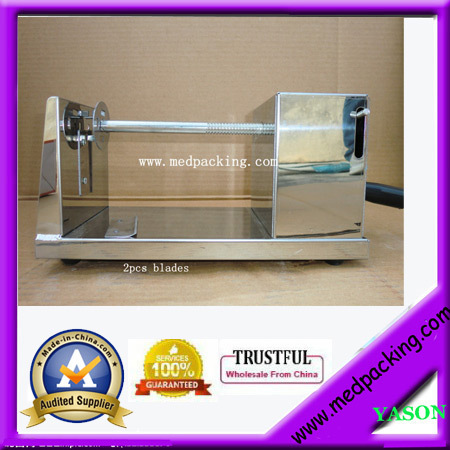 100% warranty Manual Tornado Potato twist Machine Potato Twist cutter YS-150  цены
