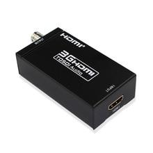 Mini HDMI To SDI Converter 3G SD HD Full HD 1080P HDMI2SDI Adapter Audio Video Converter with Power for Driving HDMI Monitors