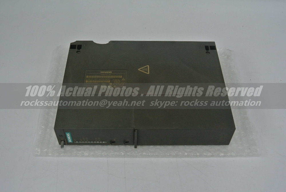6ES7 407-0KA01-0AA0  6ES7407-0KA01-0AA0  Used 100% Tested With Free DHL / EMS  цены