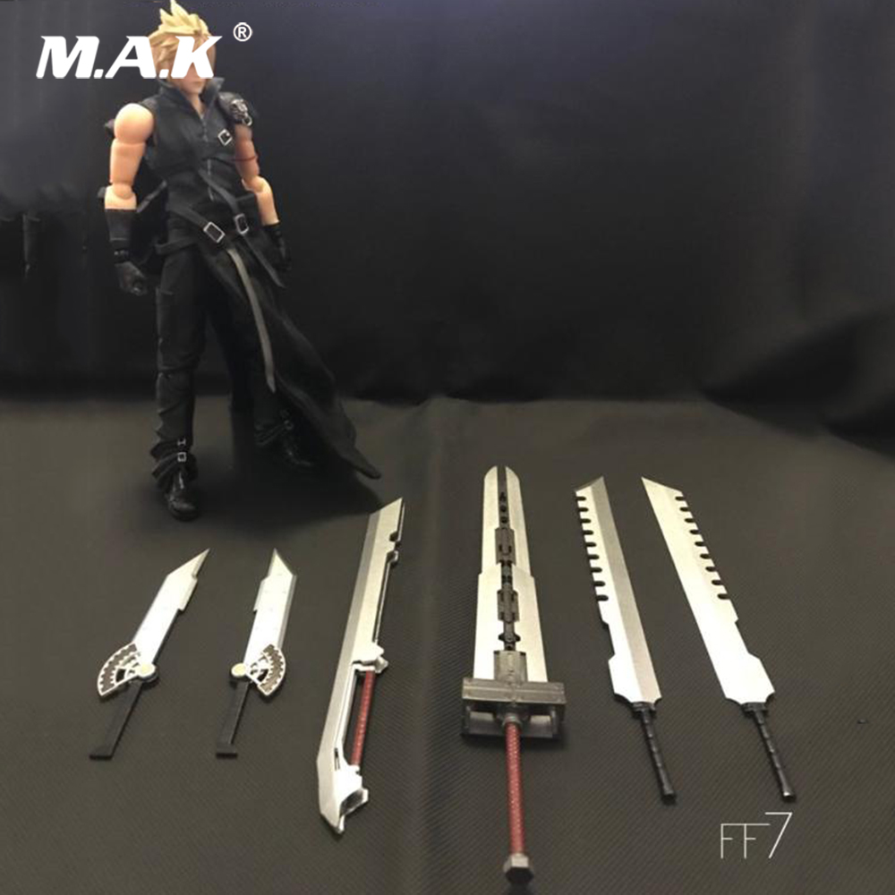 "1//6 Scale Weapon Box Model Plastic for 12/"" Action Figure Scene Accessories"