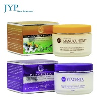 JYP Manuka Honey Day Cream Rejuvenating Sheep Placenta Night Cream Face Body Care Set High Quality
