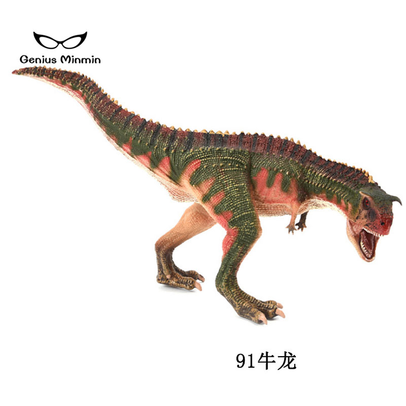Simulation Jurassic Dinosaur Animal pvc solid Model Animal Museum Action Digital boys Children Educational Christmas Toys Gift in Action Toy Figures from Toys Hobbies