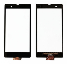 Wholesale 10pcs/lot Original New for Sony Xperia Z C6603 L36h Touch Screen Digitizer Replacement Free Shipping