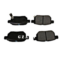 Rear Brake Pads For Toyota COROLLA 2012 On For Scion XB 2012 On VERSO S 2012