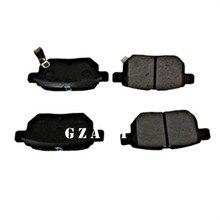 Задние Тормозные Колодки Для Toyota COROLLA 2012-на Для Scion xB 2012-на VERSO-S 2012-2015 Часть №: 04466-12150 04466-52140 04466-52070
